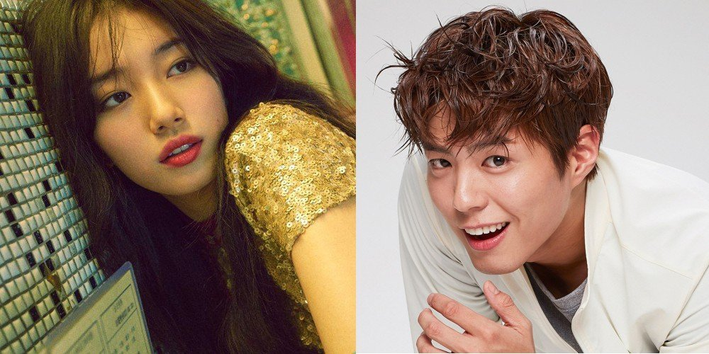 Suzy, Park Bo Gum