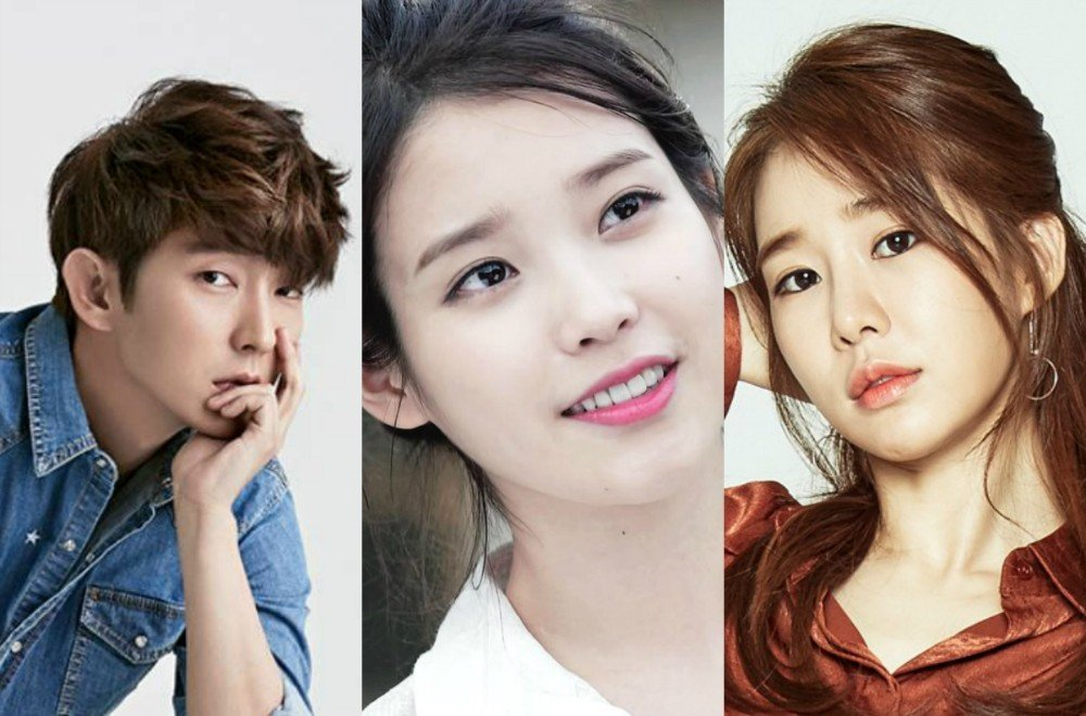 IU, Yoo In Na, Lee Jun Ki