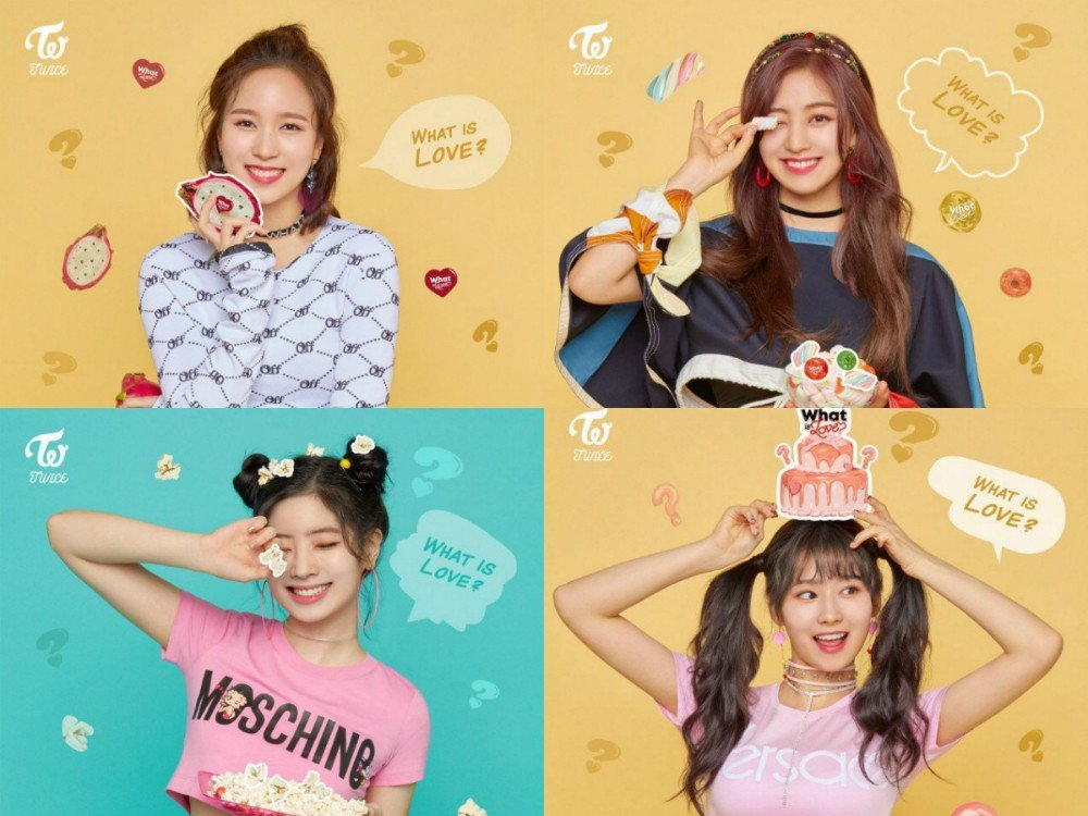 TWICE, Sana, Jihyo, Mina, Dahyun, Mina