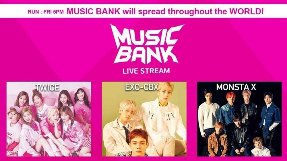 Watch 'Music Bank' Live! | allkpop