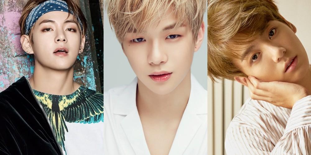 SHINee,Taemin,bts,v,jungkook,v,park-bo-gum,wanna-one,park-ji-hoon,kang-daniel