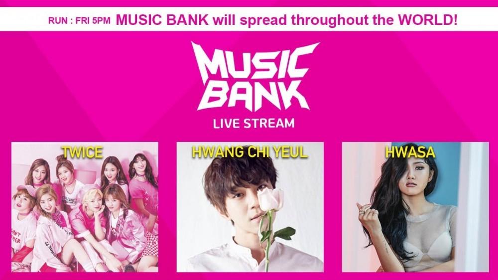 Watch \'Music Bank\' Live!