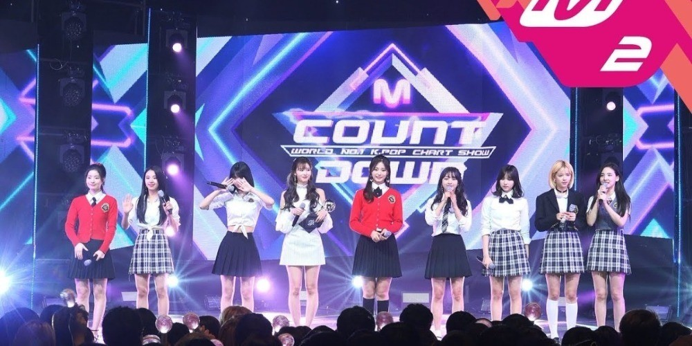 Image result for TWICE's encore live performance stage on 'M Countdown' receives criticism