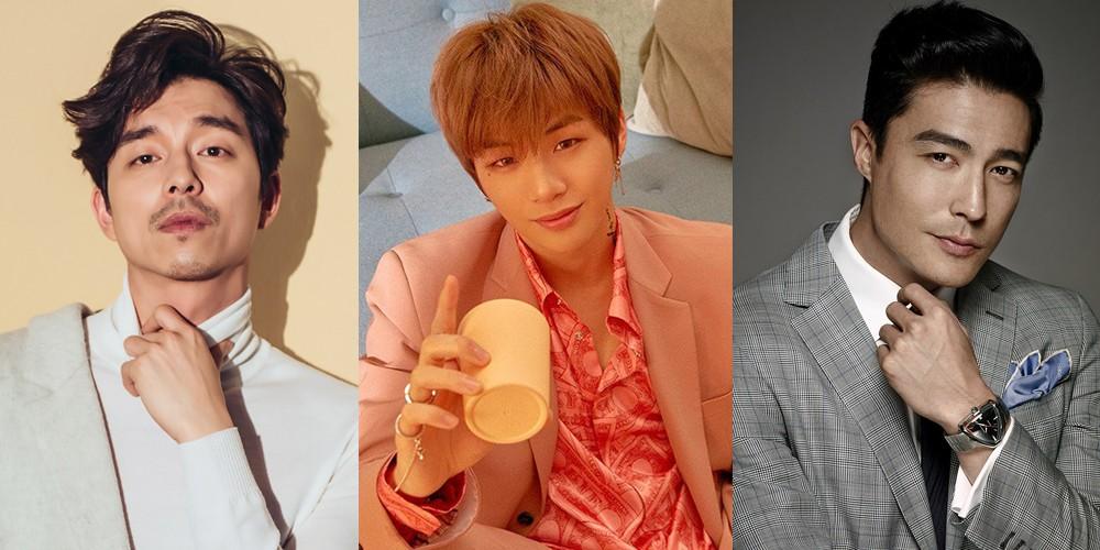 Daniel Henney, Gong Yoo, Kang Daniel
