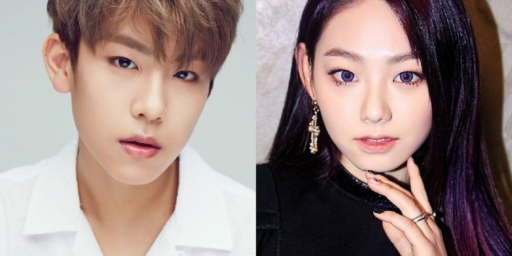 Mina, Gugudan, Wanna One, Park Woo Jin