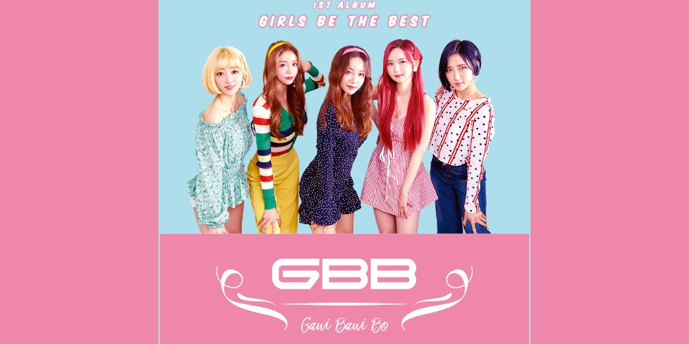 Image result for GBB debut with 'Girls Be the Best' and MV for title song 'KEMI'