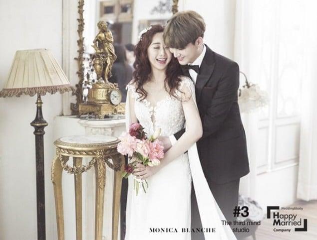 Intalnire chineza de nunta)