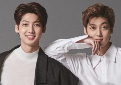 Boyfriend,Youngmin,Kwangmin