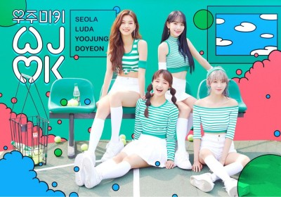 cosmic-girls,luda,seola,weki-meki,choi-yoo-jung,kim-do-yeon