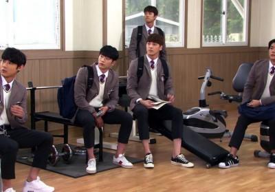 5urprise,lee-tae-hwan,gong-myung,kang-tae-oh,seo-kang-jun