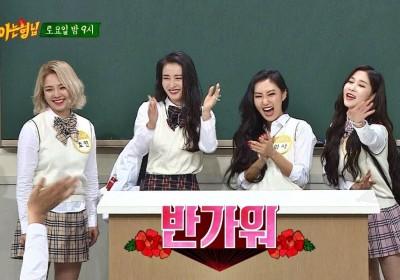 Hyoyeon,hwa-sa,dayoung,hwang-bo