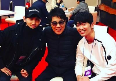 Jungmo,Changmin,cho-yong-pil