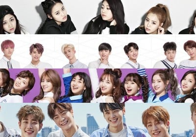 bts,the-ark,clc,twice,astro,dia,cosmic-girls,sf9,victon,theeastlight,jbj,kim-dong-han