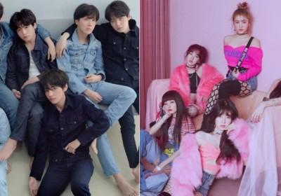 VIXX,Seventeen,bts,mamamoo,red-velvet,ikon