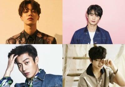 Jinwoon,Minho,doojoon,kikwang