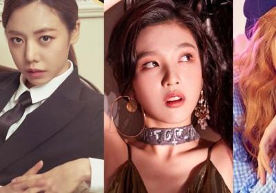 A-Pink,Namjoo,Joy,red-velvet,g-friend,sinb
