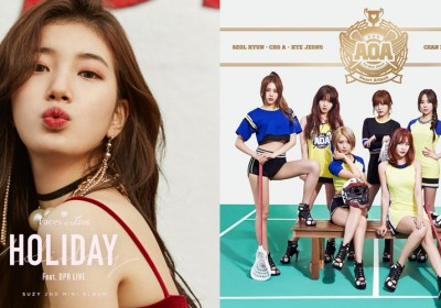 AOA,Seolhyun,Suzy