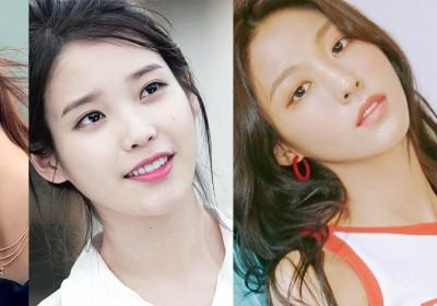 AOA,Seolhyun,IU