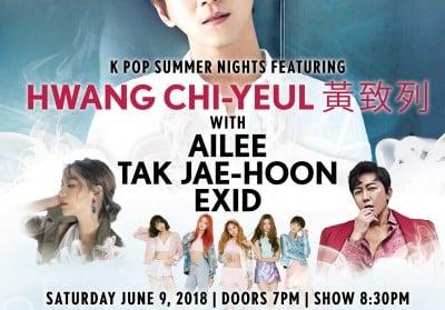 EXID,Ailee,tak-jae-hoon,hwang-chi-yeol