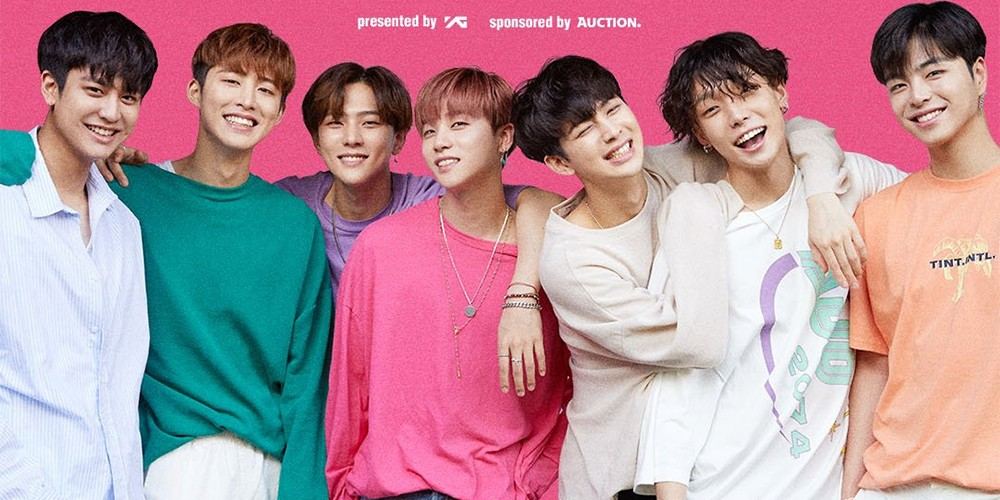 iKON will be holding a fanmeeting with fans to celebrate ...