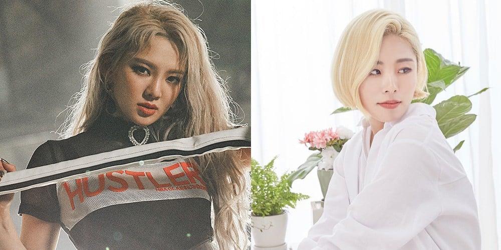 Hyoyeon, Whee In