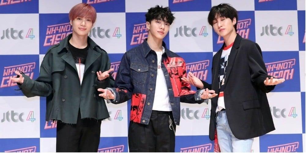 Taemin,Eunhyuk,Yunho,jisung,ten,kikwang
