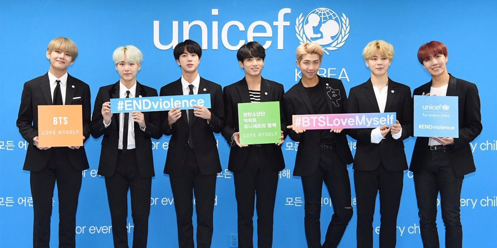 韩国男团首例!【BTS】受邀登上联合国演讲大会,以生命影响生命!