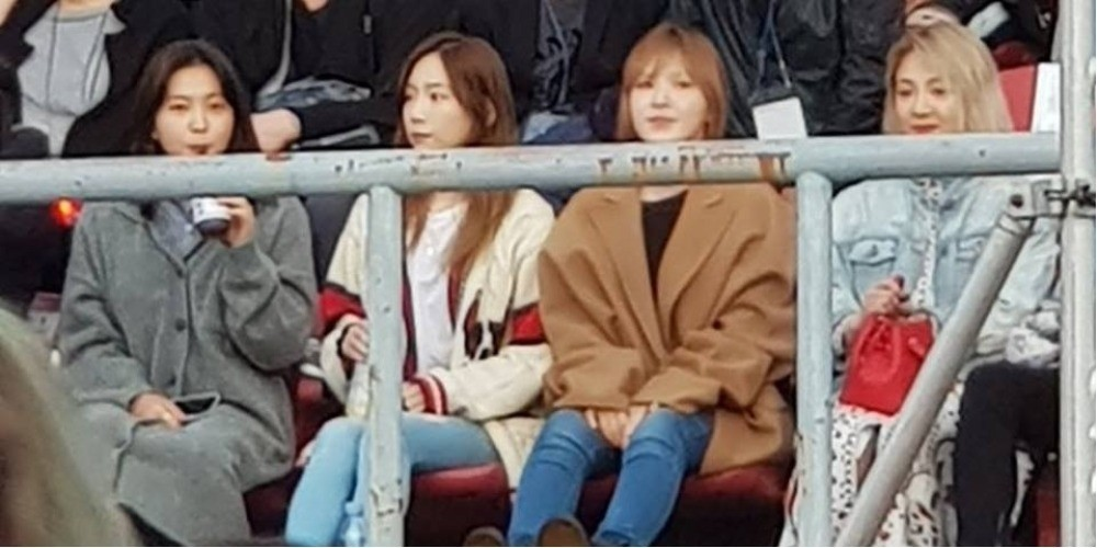 Taeyeon, Hyoyeon, TVXQ, Red Velvet, NCT
