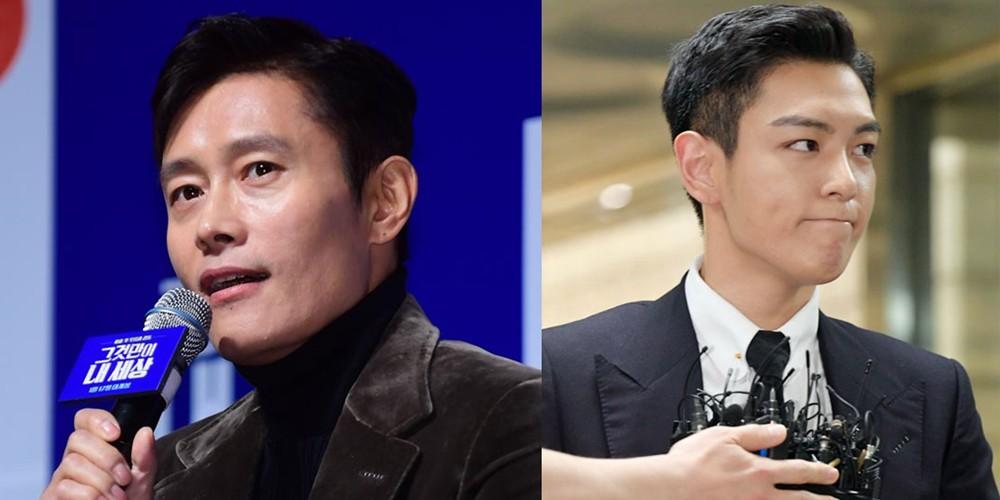 Big Bang, T.O.P, Lee Byung Hun