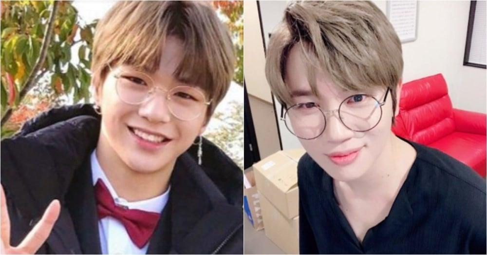 K.Will, Wanna One, Kang Daniel