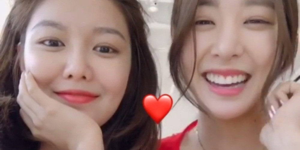 Sooyoung,Tiffany