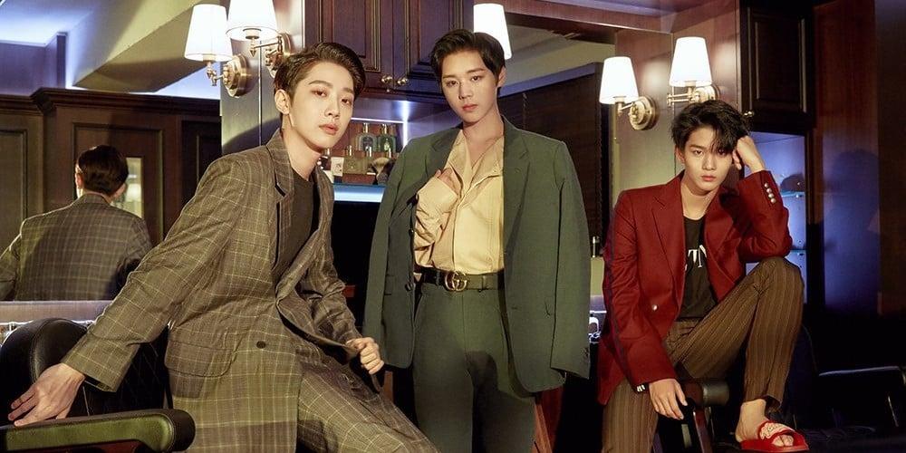 Wanna One, Park Ji Hoon, Lai Kuan Lin, Bae Jin Young