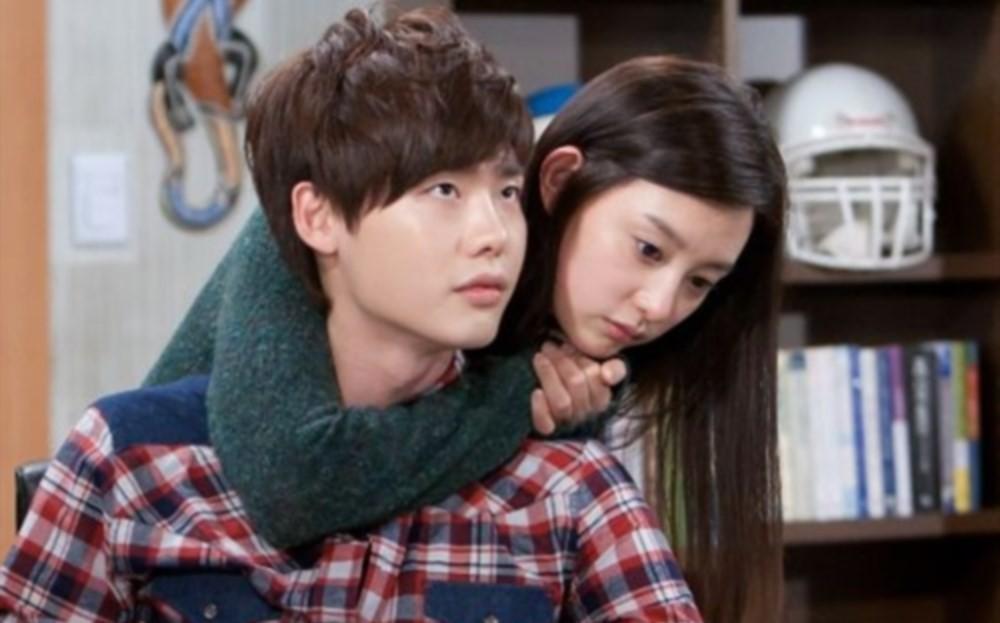 Lee Jong Suk, Kim Ji Won