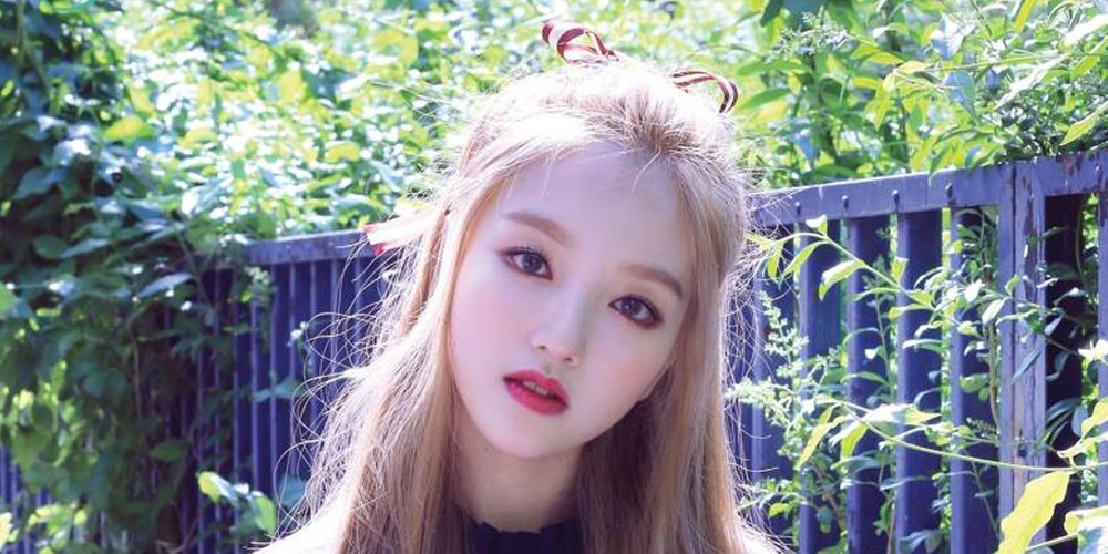 LOONA, Go Won, yyxy (Youth Youth by Young)