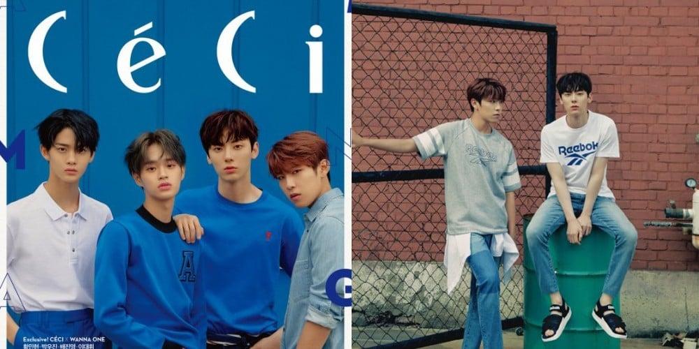 Minhyun, Wanna One, Lee Dae Hwi, Park Woo Jin, Bae Jin Young, Hwang Min Hyun