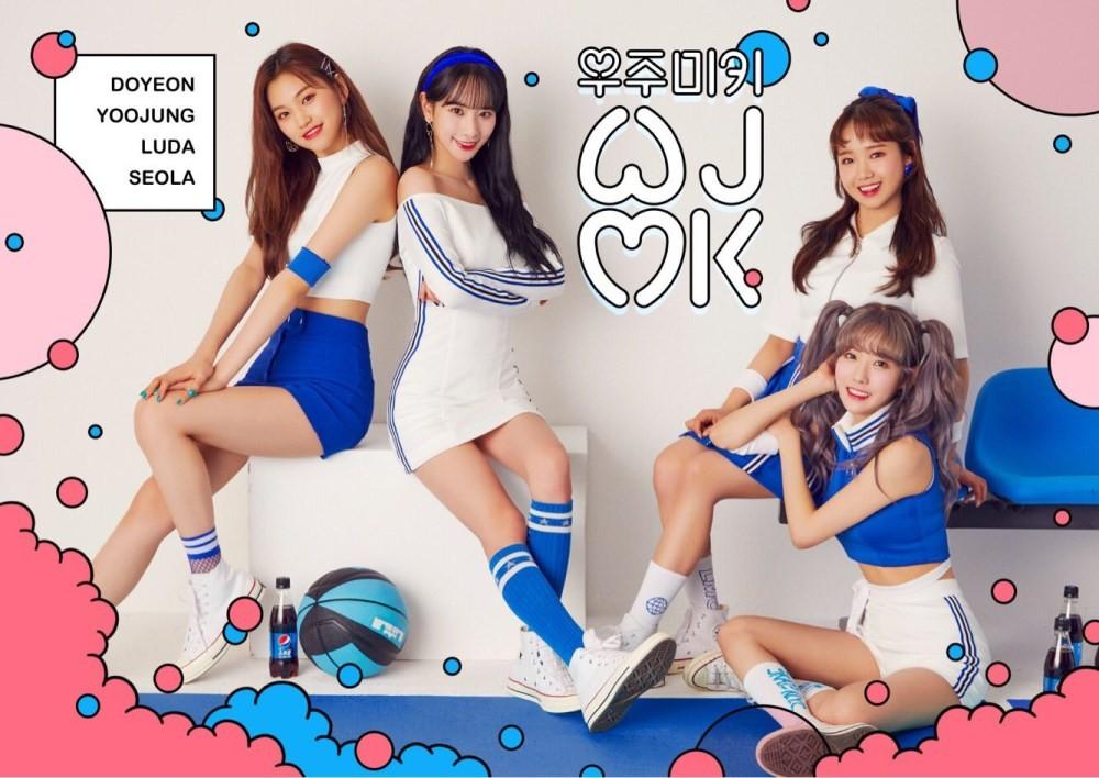 Cosmic Girls, Weki Meki, WJMK