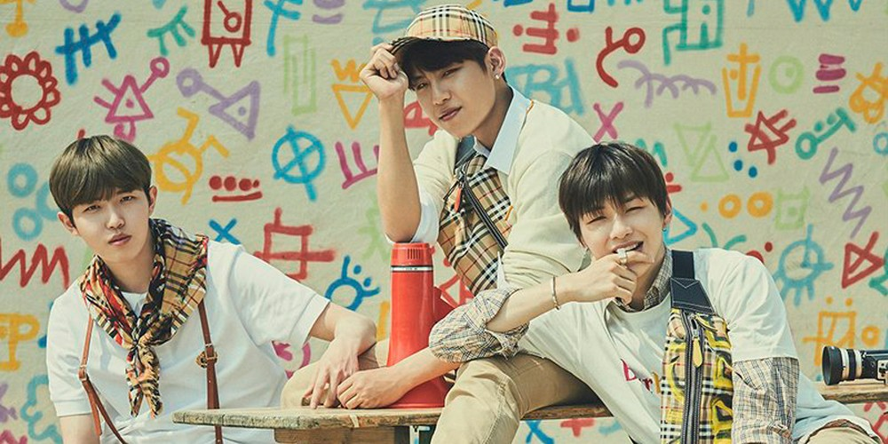 Zico, Wanna One, Kang Daniel, Park Woo Jin, Kim Jae Hwan