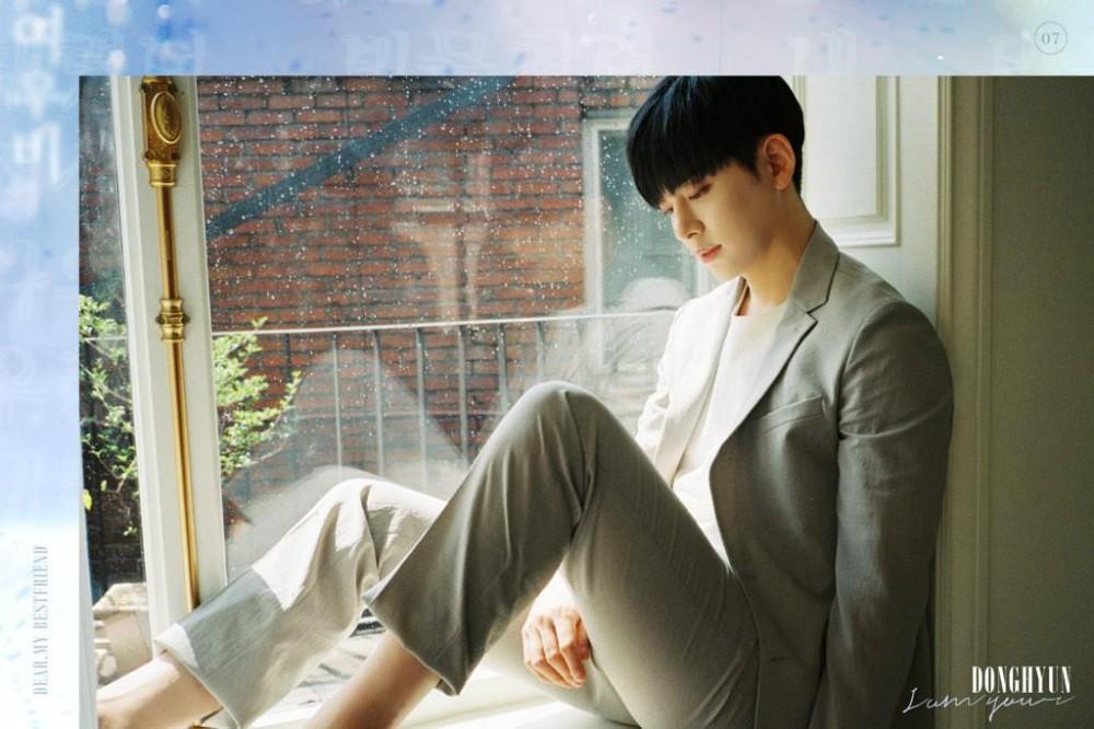 Boyfriend, Donghyun , Hyunseong , Youngmin