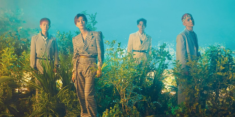 SHINee charm with more surreal teaser images for 'The Story of Light