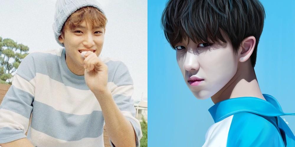 Seventeen, Mingyu, The8