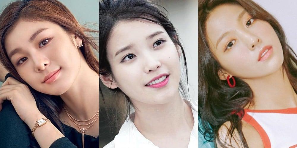 AOA, Seolhyun, IU