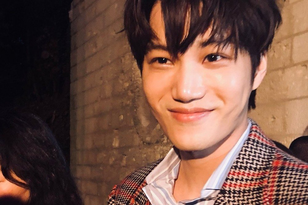 Check Out Photos Of Exo S Kai From Gucci Cruise 2019 Allkpop