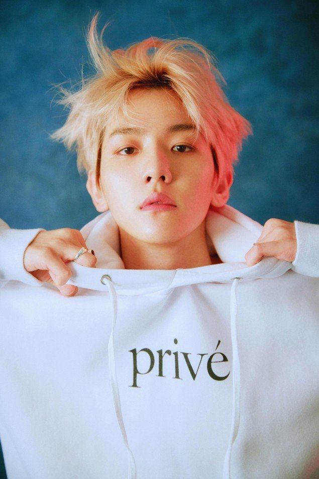 Baekhyun Launches Fashion Line Priv 233 By Bbh