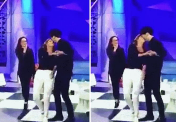 Mexican tv host sexually harassed