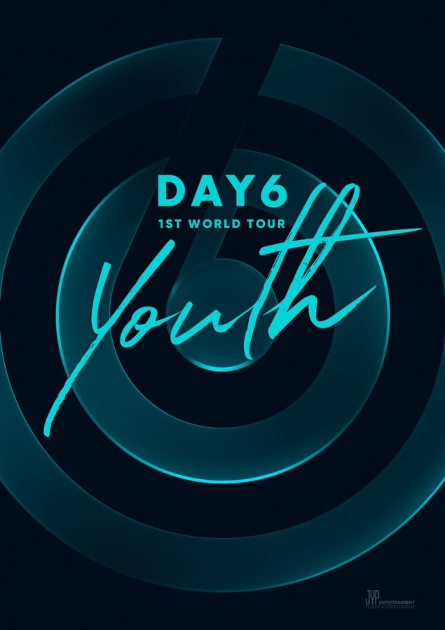 day6 announce their 1st world tour youth
