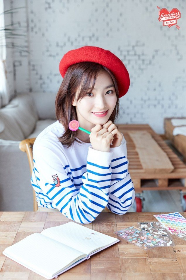 Image result for saerom fromis9 2018