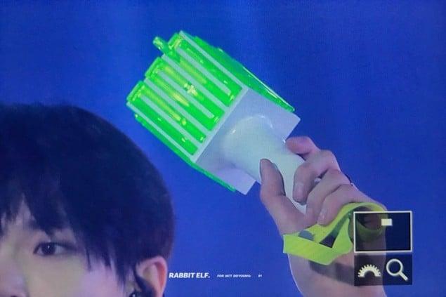 NCT reveal their official light stick! | allkpop