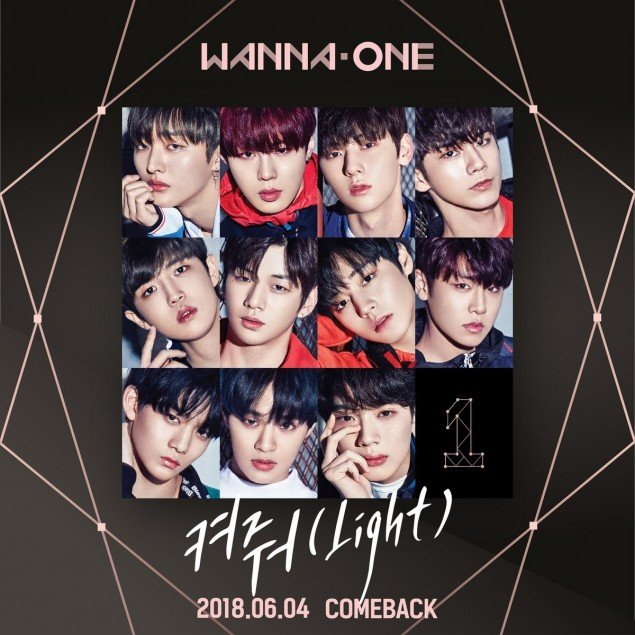 Image result for wanna one undivid album