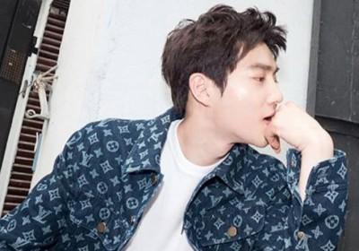 EXO,Suho,kim-hwan-hee