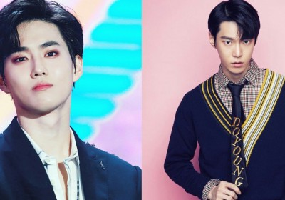 Suho,doyoung,nct